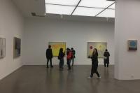 """博而励画廊首度带来铁鹰个展 在 """"有苹果的风景""""中你看到了什么"""