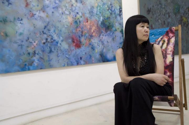 艺术家 蔡锦