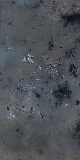 《风景37》 300×150cm 布面油画 2013