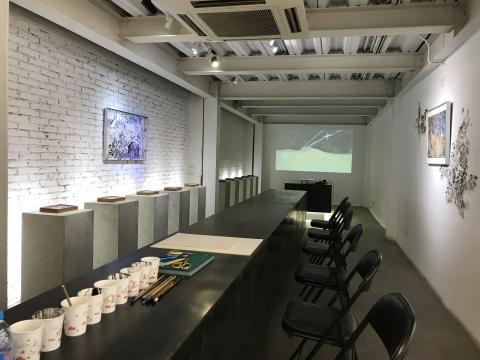 """白盒子之家汤柏华的最新艺术项目""""鹿鸣·无声""""现场"""