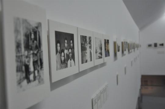 """""""沧浪回响——罗尔纯纪念展""""展览现场"""
