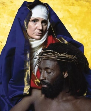 """《另一个基督》(""""梦的解析""""系列),2001"""