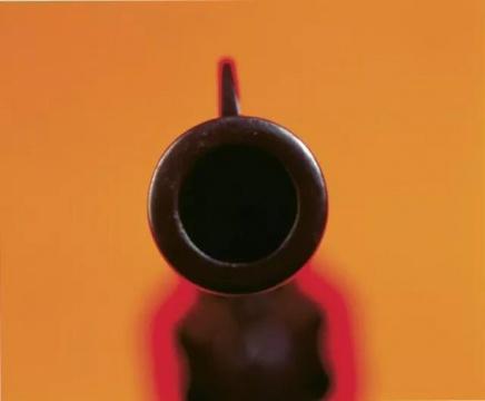 """《柯尔特 D.A. 45》(""""欲望之物""""系列),1992"""