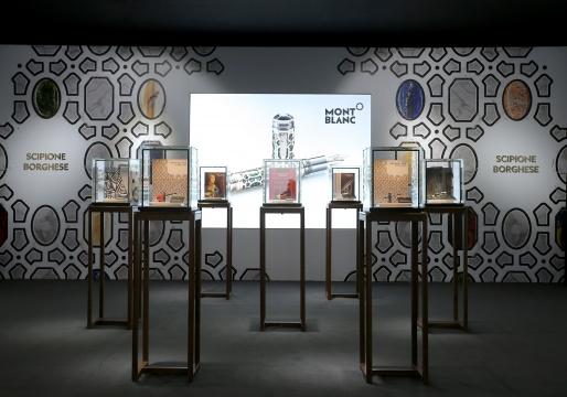 王中军荣膺第26届万宝龙国际艺术赞助大奖 颁奖典礼在松美术馆盛大开幕