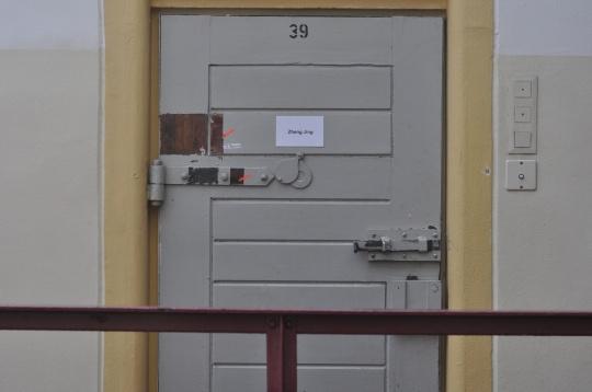 希特菲尔德监狱39号房间