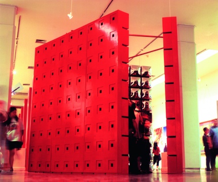 中央美术学院造型艺术年度提名展在中央美术学院美术馆举办