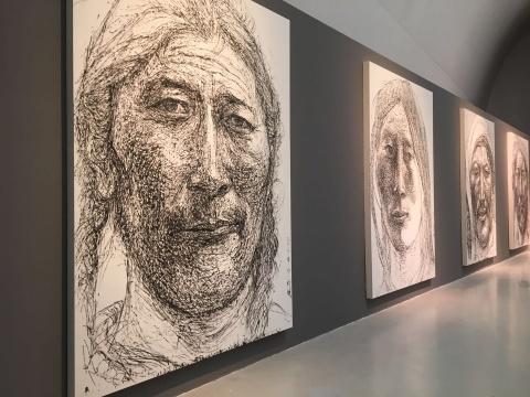 中央美术学院造型艺术年度提名展