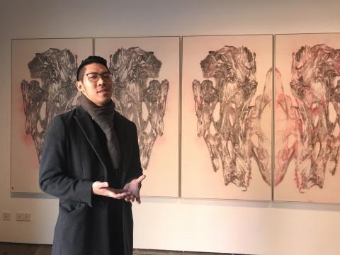 艺术家 熊辉