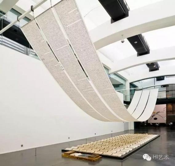 """2007 开馆展览""""'85新潮:中国第一次当代艺术运动"""""""