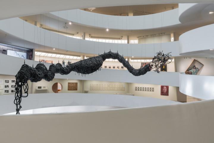 """古根海姆""""世界剧场"""",""""撕裂""""了中国当代艺术圈,真有其事?"""