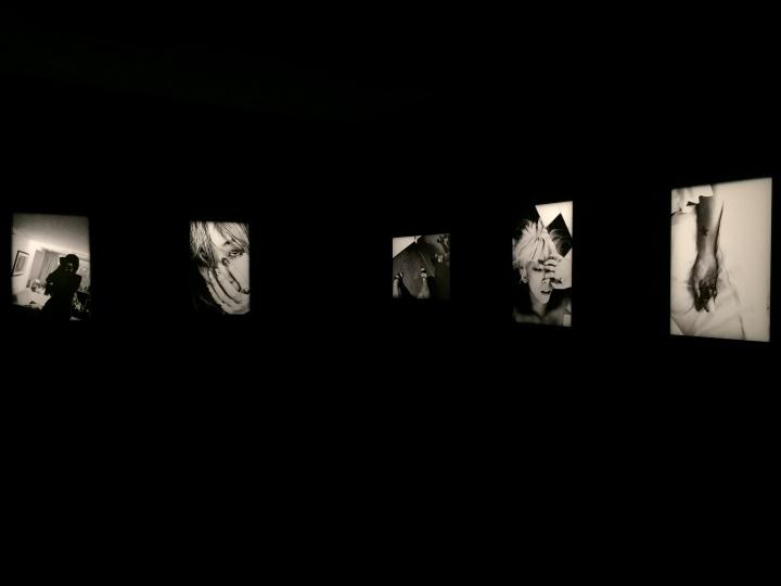 """蜷川实花 """"Self-image""""系列展览现场"""