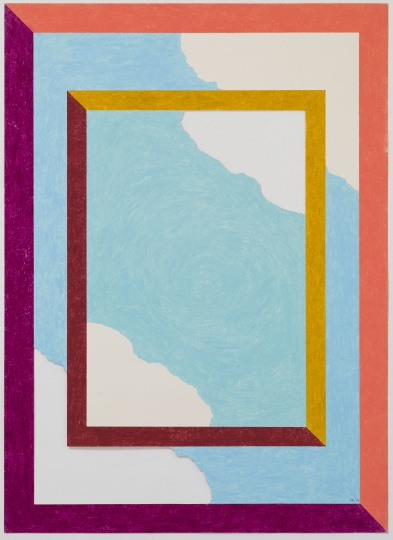 东京画廊将带去2018香港巴塞尔的作品小清水渐(Susumu Koshimizu)《无题》1976
