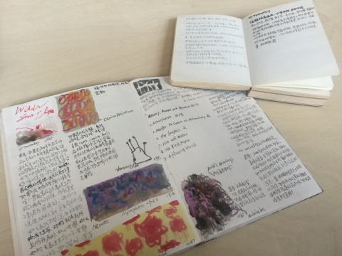 肖武聪的读书笔记和创作思考的记录