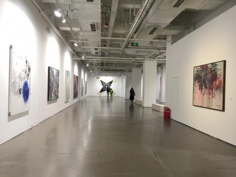 """""""中国精神"""" 第四届中国油画展第三区段亮相今日美术馆"""