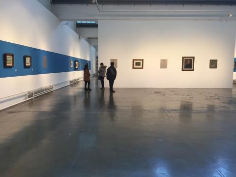 """索卡艺术中心""""苏州美专创立95周年纪念展"""""""
