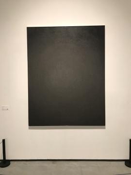 王光乐《水磨石2016》180×140cm布上油画 2016