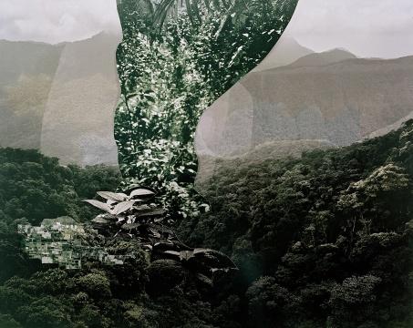 卡伊奥·莱塞维茨《库拉依》26×33cm喷墨打印 相纸 2009