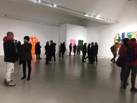"""展览""""直见色彩""""在798成当代艺术中心开幕"""