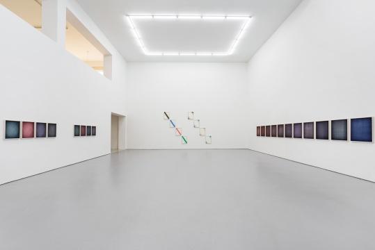 "Ignacio Uriarte""空间定义手册""左侧展厅"