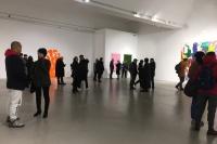 成当代艺术中心跨年展 呈现以色彩为母题的抽象实践,马树青,黄拱烘,李鹏,陈亮,唐骁