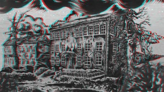 孙逊《偷时间的人》混合媒材装置 影像 9分02秒 2016  图片由艺术家提供