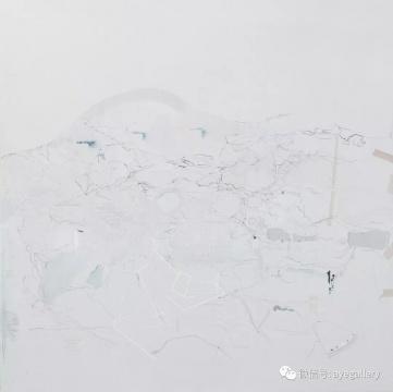 《采石场》 180x180cm 布面丙烯 2016