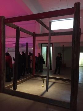 听,风从北京刮过 白盒子艺术馆以杨千个展告别2017