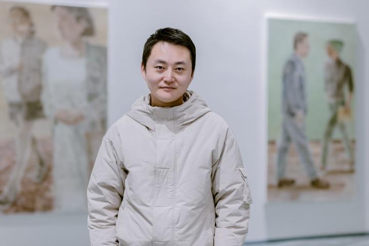 艺术家 夏禹