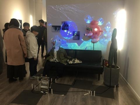 """LINK画廊带来于方""""被触碰过的现场"""""""