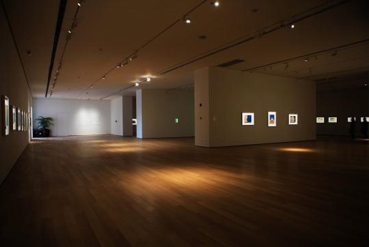 """言午画廊新年首展,是以境""""觅境""""的思想美学"""