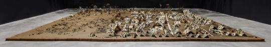 杰拉尔丁·哈维尔 | 畏惧·怀疑·探寻·希望·幻梦 现场 ©️Artist and Arario Gallery; Photo: JJYPHOTO