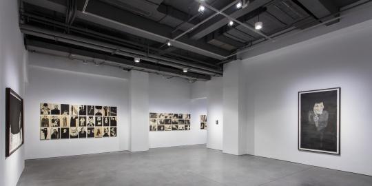 性相近,习相远 | 李帆个展 现场 ©️Artist and Arario Gallery; Photo: JJYPHOTO