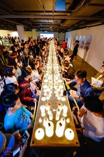"""在美术馆里""""吃""""一场展览,能解决所有烦恼"""