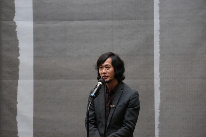 王绍强 广东美术馆馆长