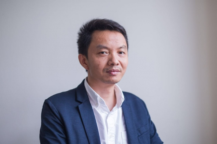 胡斌 广州美术学院美术馆副馆长