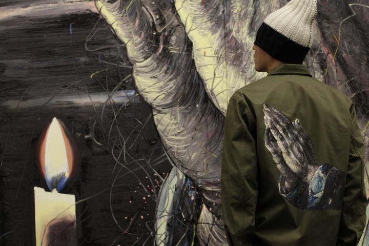 陈冠希 卸下耀眼明星的骄傲,转身为真诚的年轻艺术家