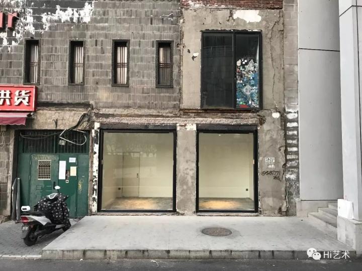 纹身店实验空间