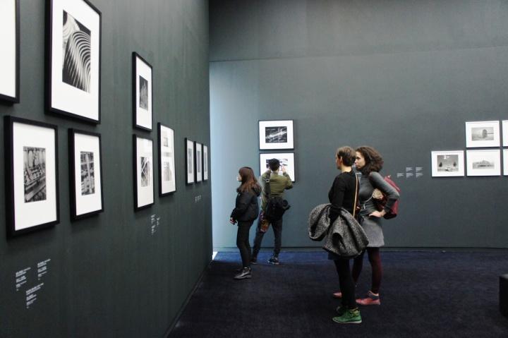 """""""德国制造:从19世纪到今天的德国摄影""""展览现场"""
