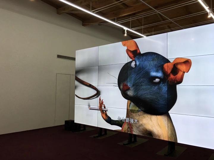 """池社在西岸艺术与博览会期间展出的""""乔丹·沃尔夫森:江轮之歌"""""""