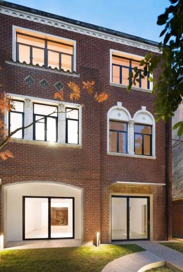 杨锋艺术基金会 上海新空间留下空间在2107年12月开幕