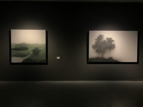 韩国艺术家Rhee Kibong作品