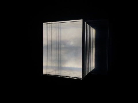 李珍映《微风的记忆3》 9.6x13.4x20.8cm 数码微喷