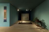 像作画一样,陈督兮在素元完成了一个空间的营造