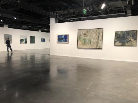 """BOE画屏-全球首款数字艺术馆  带来""""艺数""""观展新体验"""