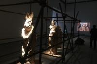 """""""逃跑的兔子"""",陈曦新作亮相北京民生现代美术馆,陈曦"""
