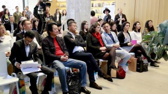 《中国画廊行业报告2017》发布会