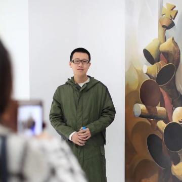 艺术家蔡泽滨