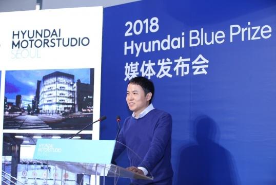 现代汽车(Hyundai Motor Company)全球艺术总监李大衡部长