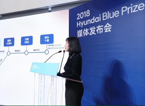 现代汽车文化中心艺术总监徐静