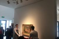 """佳士得纽约拍卖""""大卫·洛克菲勒夫妇珍藏""""预热 估价最高马蒂斯作品亮相北京空间"""